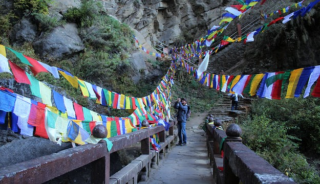 best plces to visit in bhutan