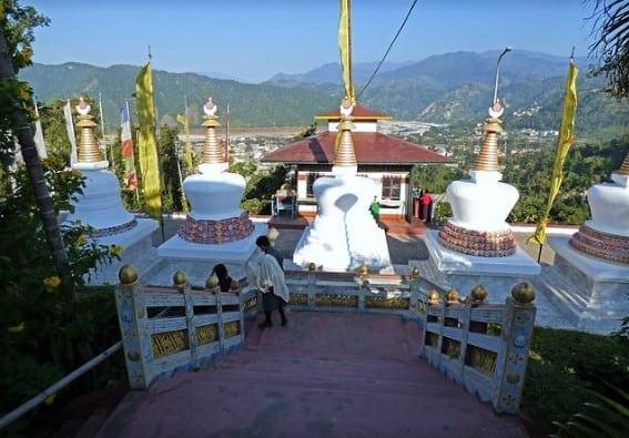 Kharbandi lhakhang in phuentsholing