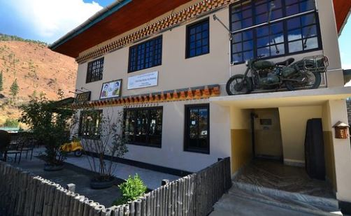 Chha's Bistro Thimphu
