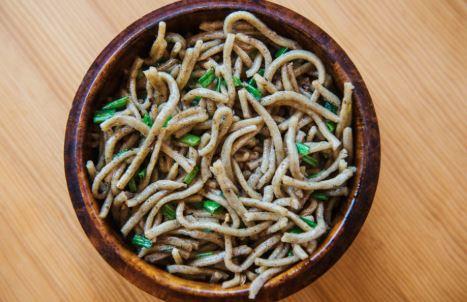 Puta Bhutanese  Buckwheat Noodle