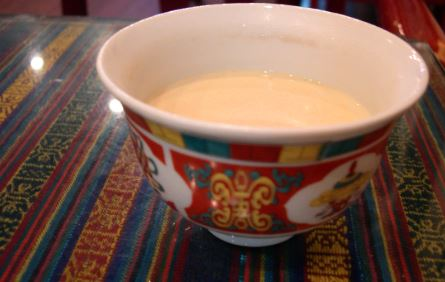 suja butter tea