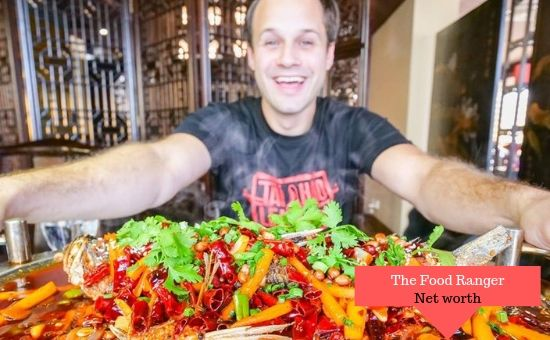 The Food Ranger Net worth