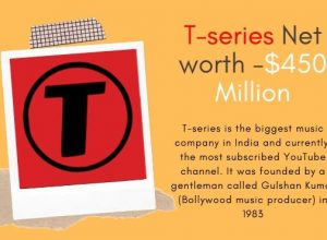 T series Net worth