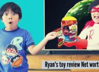 Ryan's toy review net worth