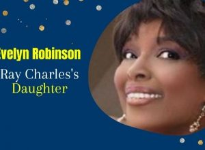 evelyn robinson ray charles daughter
