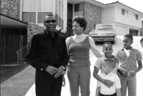 Della Beatrice Howard Robinson Ray Charles wife