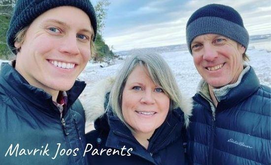 Mavrik Joos parents photos
