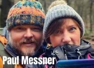 Paul Messner with his partner Join mountains