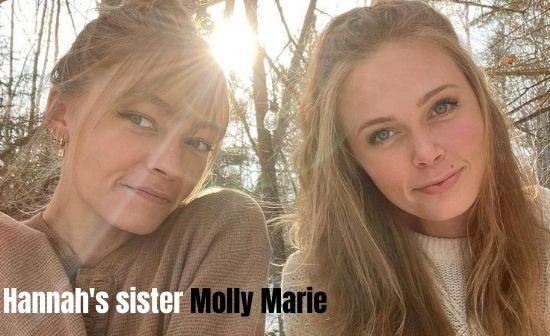 Hannah's sister Molly Marie Duggan