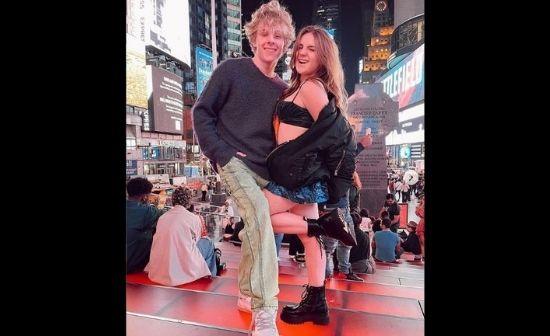 Piper Rockelle enjoying life with her boyfriend Lev